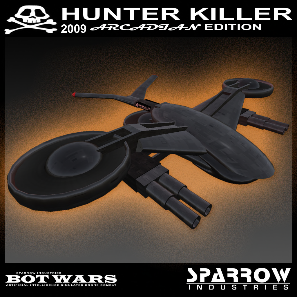 Hunter Killer 2009 Edition